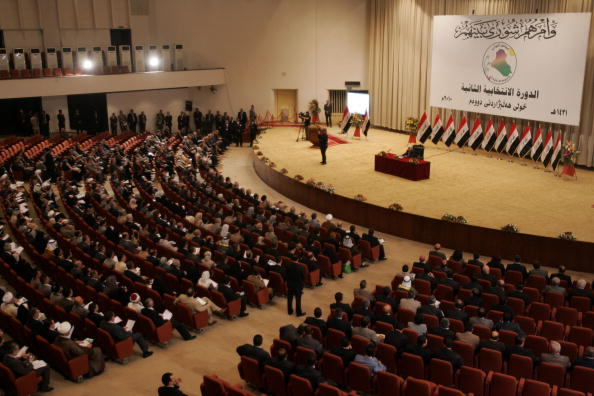 Politics「Iraq Parliament Convenes Following Inconclusive Election」:写真・画像(0)[壁紙.com]