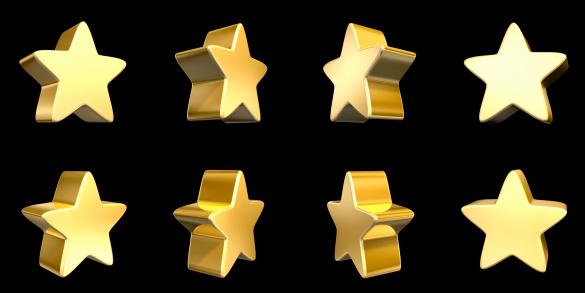 Fun「Golden Stars XL」:スマホ壁紙(17)