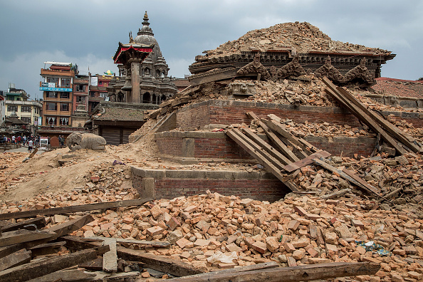 世界遺産「Death Toll Reaches 4000 Following Devastating Nepal Earthquake」:写真・画像(1)[壁紙.com]