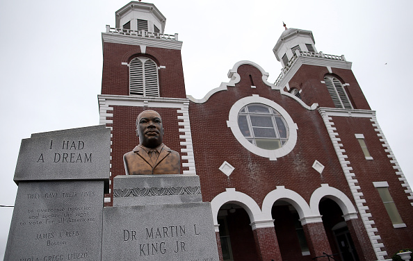 Brown Chapel AME Church - Selma「Selma Prepares To Commemorate 50th Anniversary Of Famed Civil Rights March」:写真・画像(4)[壁紙.com]