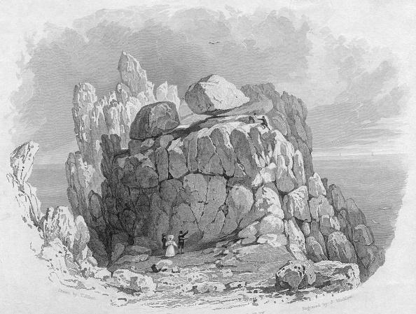 T 「The Logan Rock」:写真・画像(2)[壁紙.com]