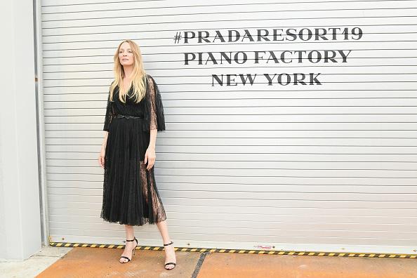 Prada「Prada Resort 2019 Fashion Show - Arrivals And Front Row」:写真・画像(8)[壁紙.com]