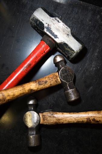 Sled「Hammers」:スマホ壁紙(2)