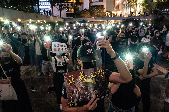 Anthony Kwan「Anti-Government Protests Continue in Hong Kong」:写真・画像(2)[壁紙.com]