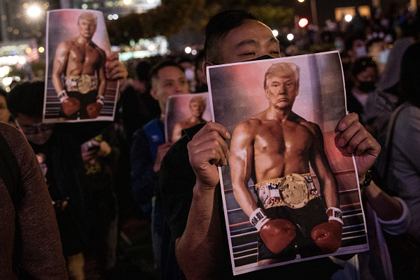 Bestpix「Anti-Government Protests in Hong Kong」:写真・画像(7)[壁紙.com]