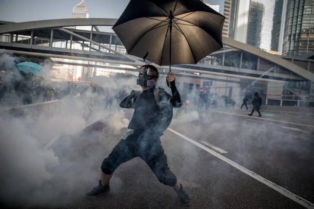 Hong Kong Marks China's National Day:ニュース(壁紙.com)