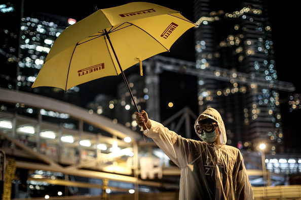 Occupy Central「Hong Kong Sit In Continues As Negotiations Break Down」:写真・画像(6)[壁紙.com]