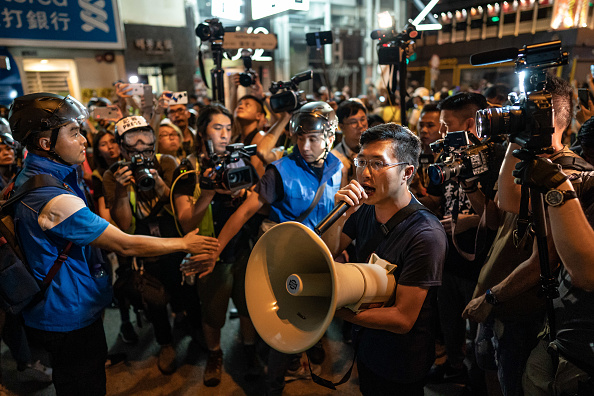 Social Issues「Anti-Extradition Protests In Hong Kong」:写真・画像(12)[壁紙.com]