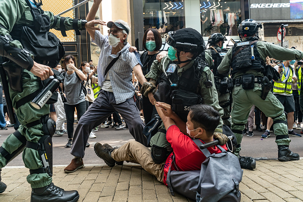 Pro-Democracy「Hong Kong Protests Against China's Proposed Security Law」:写真・画像(14)[壁紙.com]
