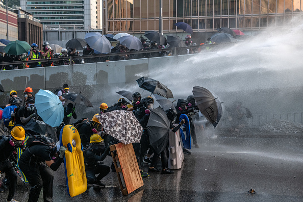 Bestpix「Anti-Government Protest Movement in Hong Kong」:写真・画像(0)[壁紙.com]