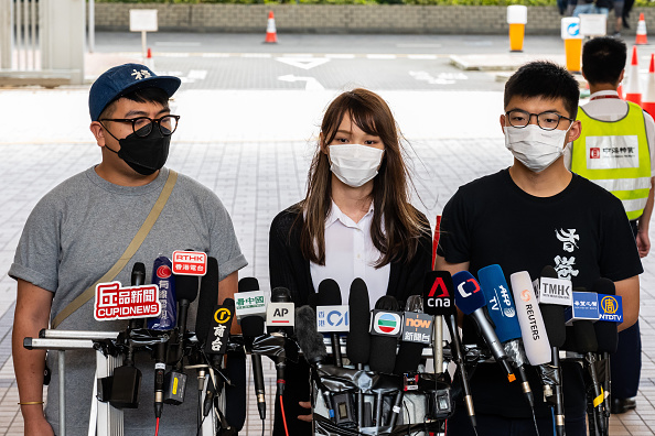 Pro-Democracy「China Imposes National Security Law In Hong Kong」:写真・画像(13)[壁紙.com]