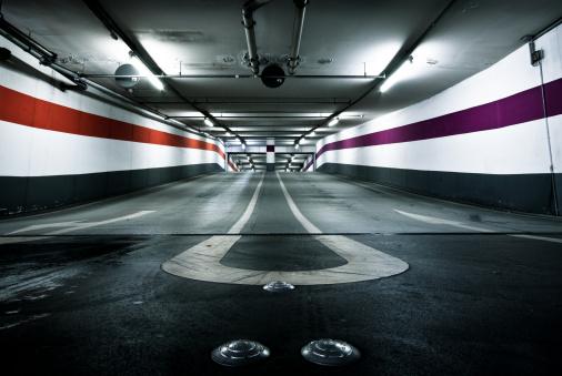 Tunnel「Parking Garage」:スマホ壁紙(10)