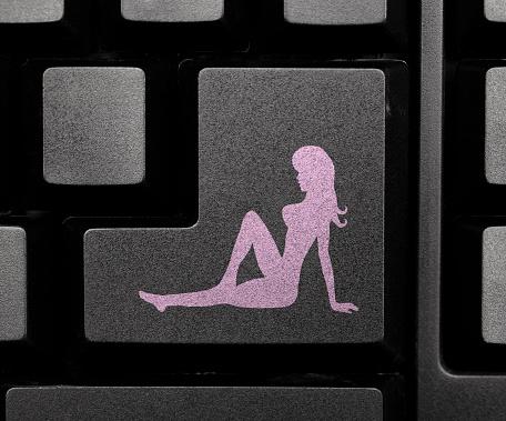 Push Button「Online sex」:スマホ壁紙(10)