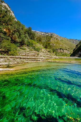 Nature Reserve「Cavagranda del Cassabile (Sicily, Italy)」:スマホ壁紙(16)