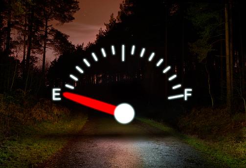 Empty Road「Empty Fuel Gauge」:スマホ壁紙(10)