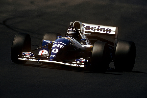 Japanese Formula One Grand Prix「Damon Hill, Grand Prix Of Japan」:写真・画像(14)[壁紙.com]