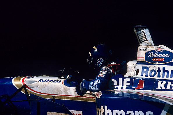 2015年「Damon Hill, Grand Prix of Australia」:写真・画像(7)[壁紙.com]