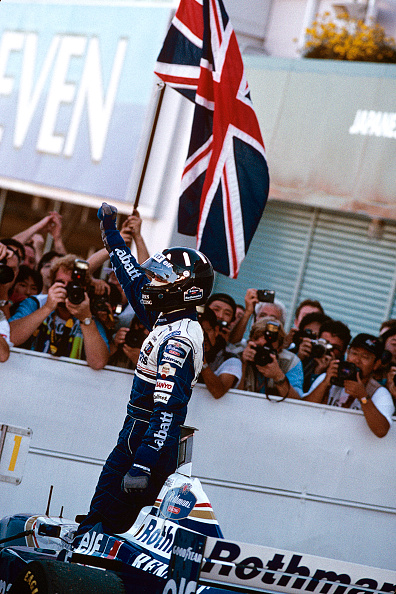 Japanese Formula One Grand Prix「Damon Hill, Grand Prix Of Japan」:写真・画像(18)[壁紙.com]