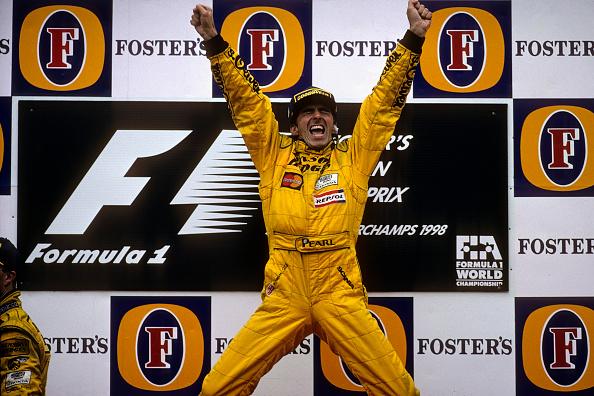 1人「Damon Hill, Grand Prix of Belgium」:写真・画像(17)[壁紙.com]