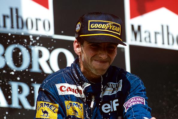 Drop「Damon Hill, Grand Prix Of Hungary」:写真・画像(9)[壁紙.com]
