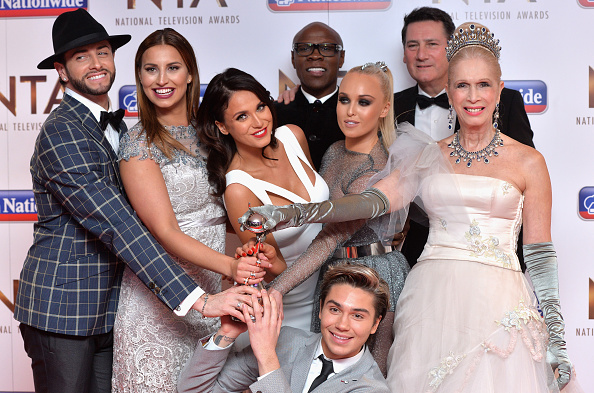 National Television Awards「National Television Awards - Winners Room」:写真・画像(14)[壁紙.com]