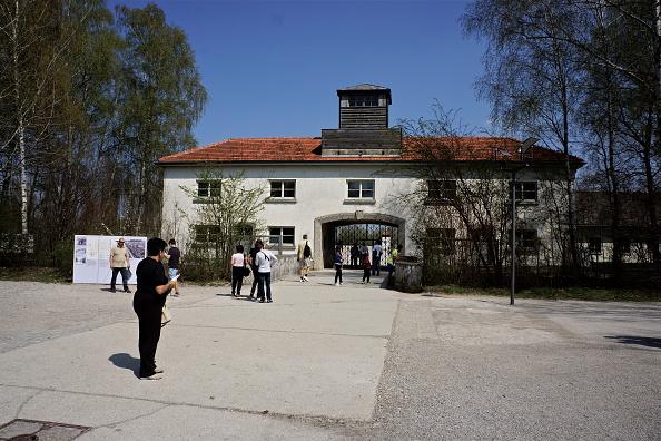 Richard Blanshard「Dachau Memorial Site」:写真・画像(14)[壁紙.com]