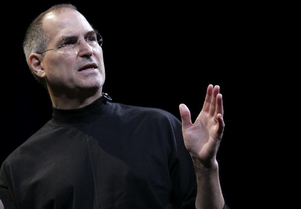 Steve Jobs「Steve Jobs Launches Annual MacWorld Expo」:写真・画像(5)[壁紙.com]