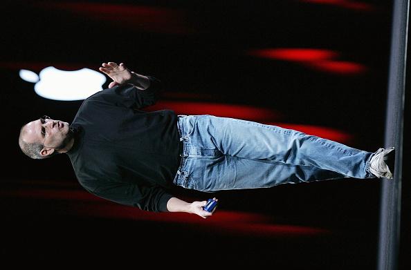 Keynote Speech「Apple CEO Steve Jobs Delivers Opening Keynote At Macworld」:写真・画像(9)[壁紙.com]
