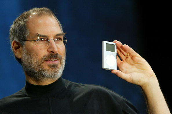 Steve Jobs「MacWorld Conference Opens In San Francisco」:写真・画像(10)[壁紙.com]