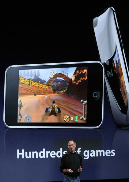 Big Tech「Apple Introduces Udated iPods」:写真・画像(9)[壁紙.com]