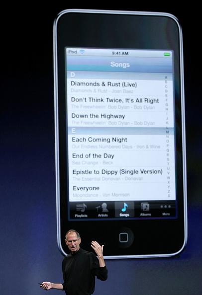 Big Tech「Apple Introduces Udated iPods」:写真・画像(7)[壁紙.com]
