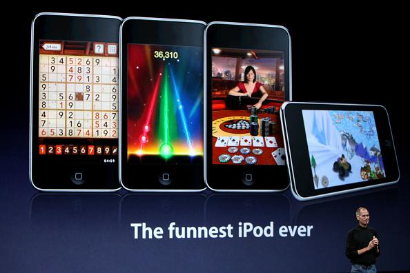 Big Tech「Apple Introduces Udated iPods」:写真・画像(8)[壁紙.com]