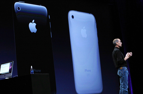 Keynote Speech「Apple Introduces New iPhone At Worldwide Developers Conference」:写真・画像(14)[壁紙.com]