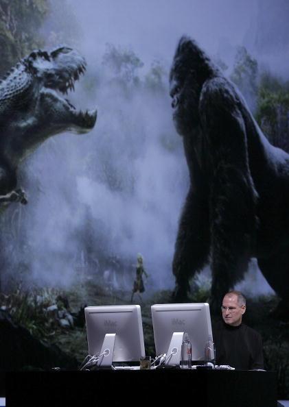 CPU「Steve Jobs Launches Annual MacWorld Expo」:写真・画像(4)[壁紙.com]