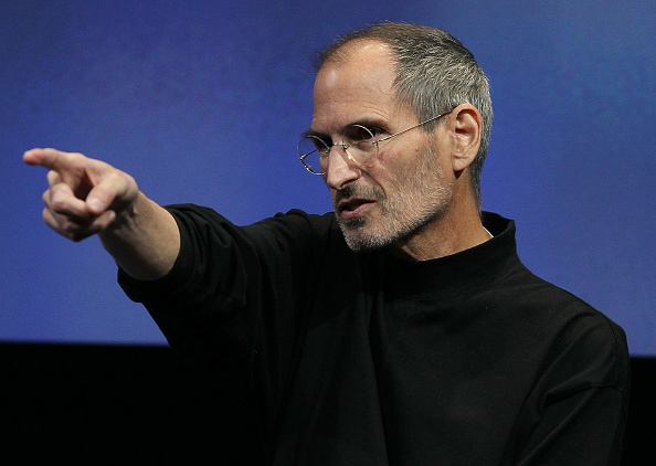 Steve Jobs「Apple Unveils New Software For iPhone And iPad」:写真・画像(19)[壁紙.com]