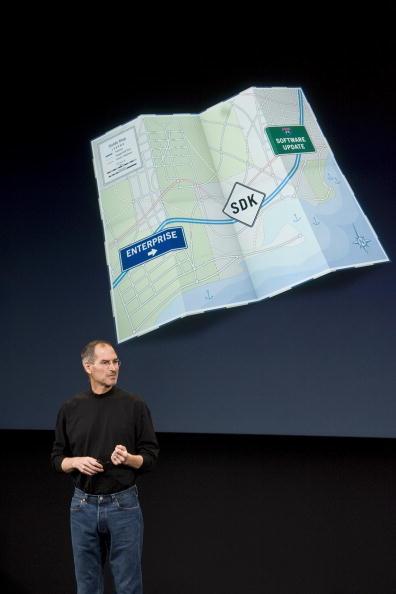 Apple Park「Apple Unveils iPhone Software Developers Kit」:写真・画像(19)[壁紙.com]