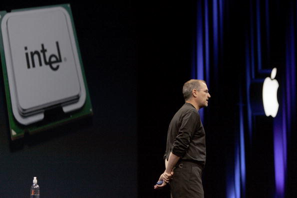 CPU「Steve Jobs Opens Apple Worldwide Developers Conference」:写真・画像(3)[壁紙.com]