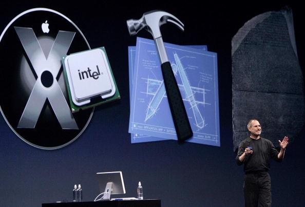 CPU「Steve Jobs Opens Apple Worldwide Developers Conference」:写真・画像(14)[壁紙.com]