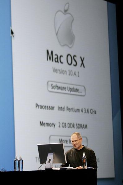 CPU「Steve Jobs Opens Apple Worldwide Developers Conference」:写真・画像(15)[壁紙.com]