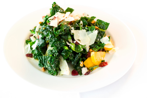 Pine Nut「Kale salad」:スマホ壁紙(1)