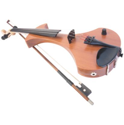 Violin「Wooden electric violin」:スマホ壁紙(8)