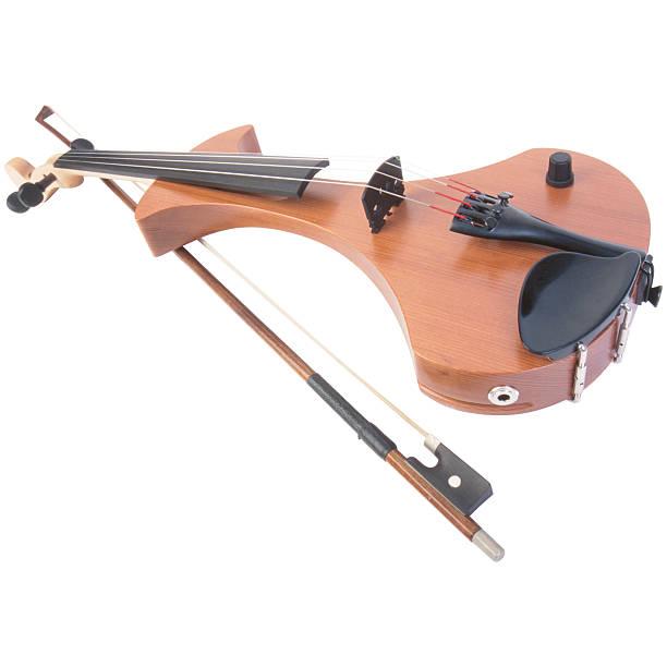 Wooden electric violin:スマホ壁紙(壁紙.com)