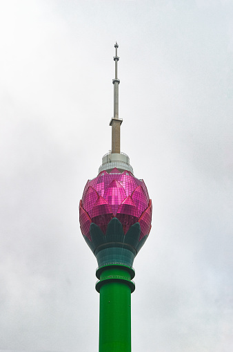 Sri Lanka「The Lotus Tower」:スマホ壁紙(10)