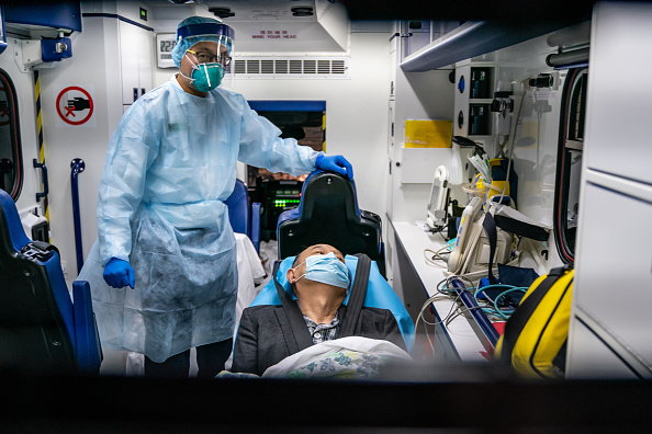 Illness「Deadly Wuhan Coronavirus Spreads To Hong Kong」:写真・画像(12)[壁紙.com]