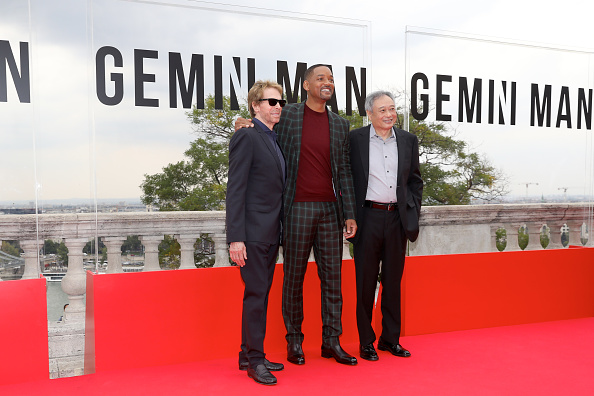 """Tristan Fewings「Paramount Pictures, Skydance and Jerry Bruckheimer Films """"Gemini Man"""" Budapest Red Carpet」:写真・画像(7)[壁紙.com]"""