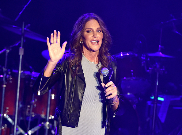 Culture Club「Caitlyn Jenner Attends Culture Club Performance At The Greek Theatre」:写真・画像(5)[壁紙.com]