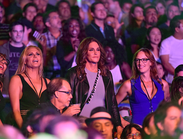 Culture Club「Caitlyn Jenner Attends Culture Club Performance At The Greek Theatre」:写真・画像(16)[壁紙.com]
