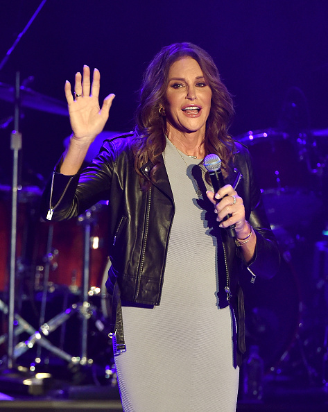 Culture Club「Caitlyn Jenner Attends Culture Club Performance At The Greek Theatre」:写真・画像(4)[壁紙.com]