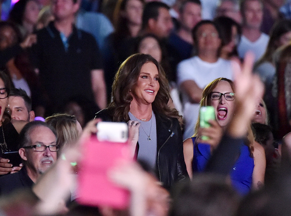 Culture Club「Caitlyn Jenner Attends Culture Club Performance At The Greek Theatre」:写真・画像(1)[壁紙.com]