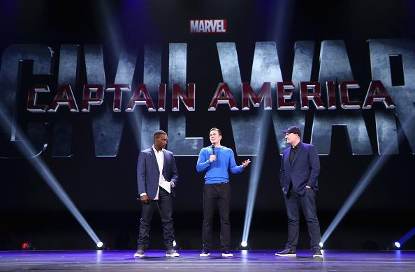 "Captain America「""Worlds, Galaxies, And Universes: Live Action At The Walt Disney Studios"" Presentation At Disney's D23 EXPO 2015」:写真・画像(9)[壁紙.com]"